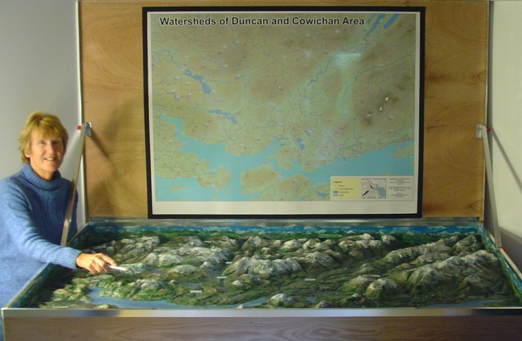 Duncan Watershed and Cowichan Area by EDITOR